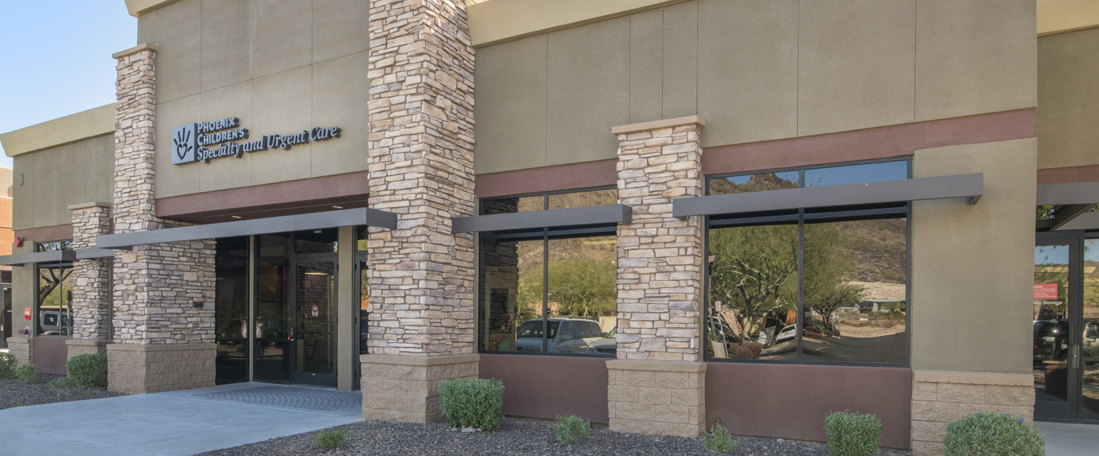 Northwest Valley Specialty Care Center | Phoenix Children's