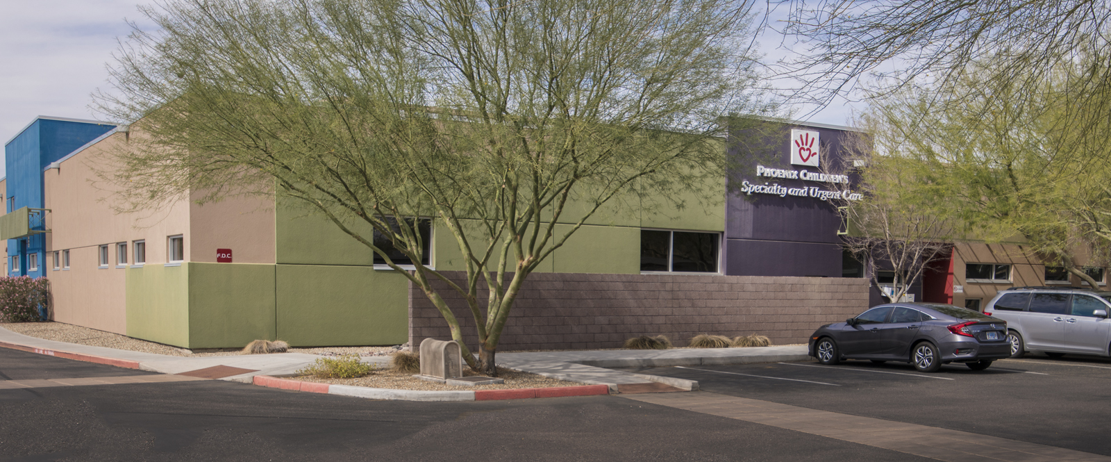 East Valley Specialty Care Center | Phoenix Children's Hospital