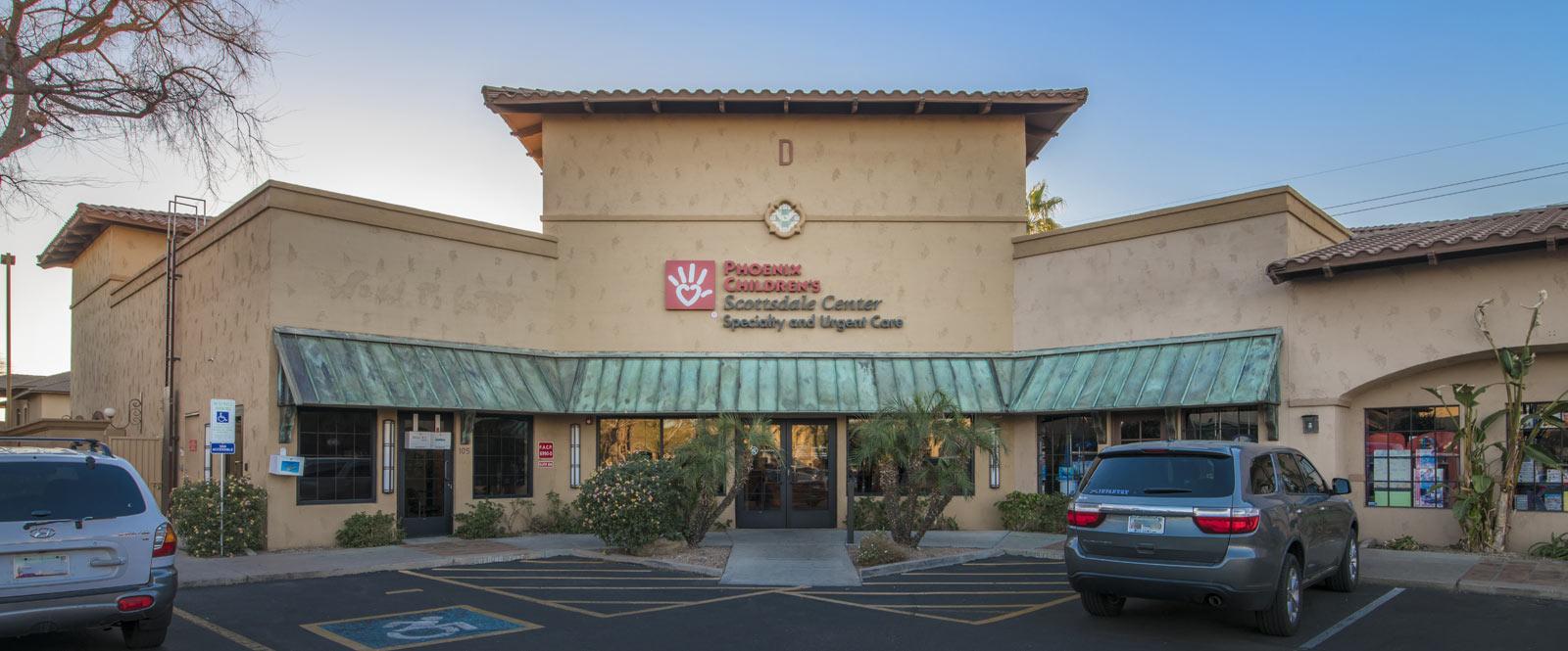 Scottsdale Specialty Care Center   Phoenix Children's Hospital