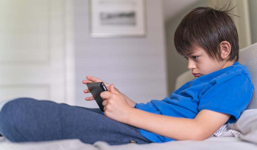 Eye and Back Strain from Increased Screen Time