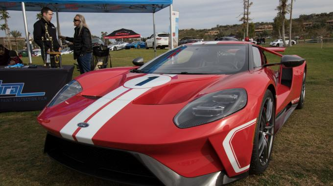 Gila River Hotels & Casinos Concours in the Hills, a Scuderia Southwest Event