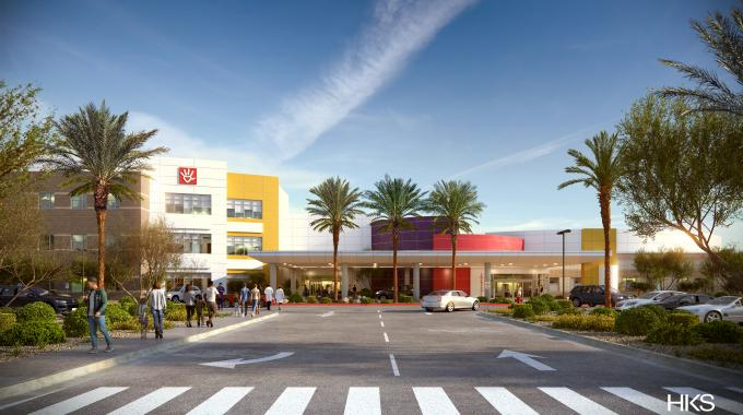 Phoenix Children's to Build Freestanding Emergency Department, Specialty Clinic in Avondale